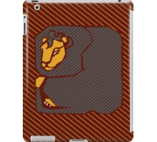 House Pillow: brave at heart iPad Case/Skin