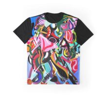 Psych Abstract #2 Graphic T-Shirt