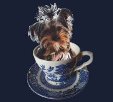 Teacup Terrier Kids Tee