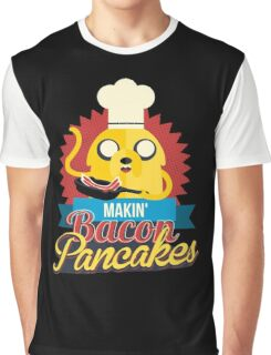 Jake The Dog. Graphic T-Shirt