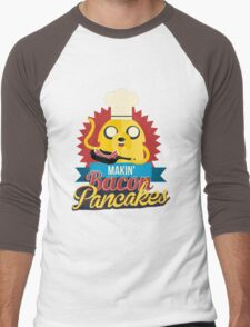 Jake The Dog. Men's Baseball ¾ T-Shirt