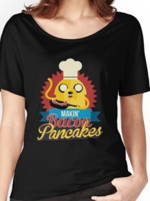 Jake The Dog. Women's Relaxed Fit T-Shirt