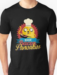 Jake The Dog. Unisex T-Shirt