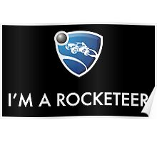 I'm a Rocketeer Poster