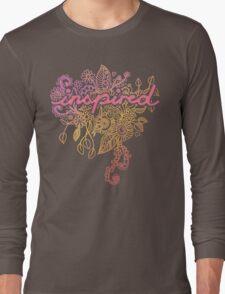 Inspired Long Sleeve T-Shirt