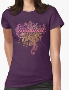 Inspired Womens Fitted T-Shirt