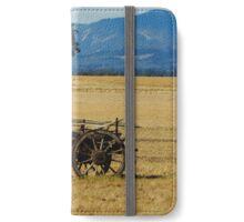 Westward iPhone Wallet/Case/Skin
