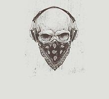 Rock 'n' Roll Loving Skull Unisex T-Shirt