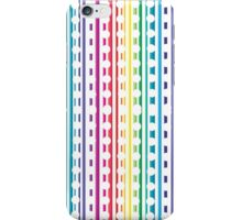 Dots n Dashes (Let's Send a Message) iPhone Case/Skin