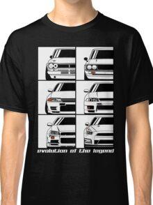 Nissan Skyline. Evolution Classic T-Shirt