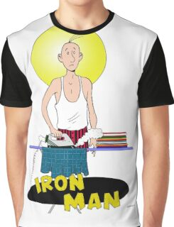 Iron Man Graphic T-Shirt