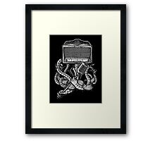 Robot Rock Framed Print