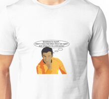 Questions to myself... Unisex T-Shirt