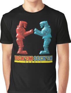 Rock'em Sock'em - 3D Variant Graphic T-Shirt