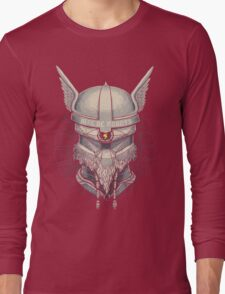 Viking Robot Long Sleeve T-Shirt