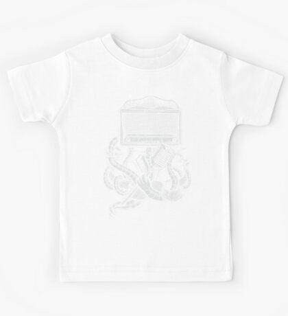 Robot Rock Kids Clothes