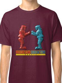 Rock'em Sock'em - 3D Variant Classic T-Shirt