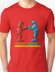 Rock'em Sock'em - 3D Variant Unisex T-Shirt