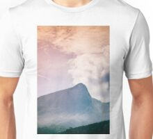 Mountains in the background XV Unisex T-Shirt
