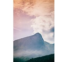 Mountains in the background XV Photographic Print