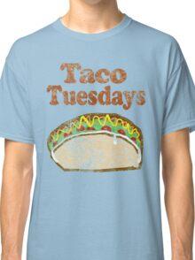 Vintage Taco Tuesday Classic T-Shirt