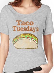 Vintage Taco Tuesday Women's Relaxed Fit T-Shirt