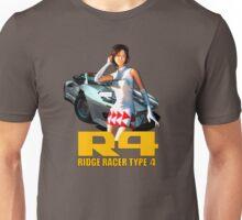R4: RIDGE RACER TYPE 4 Unisex T-Shirt