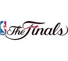 NBA finals Photographic Print
