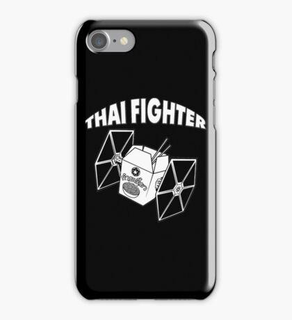 THAI FIGHTER - FOOD WARS iPhone Case/Skin