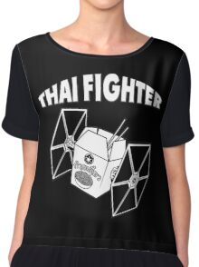 THAI FIGHTER - FOOD ATTACK Chiffon Top