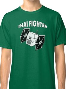 THAI FIGHTER - FOOD ATTACK Classic T-Shirt