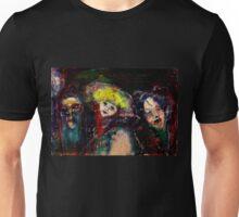 CARNIVAL NIGHT IN VENICE Venetian Masquerade Masks Unisex T-Shirt