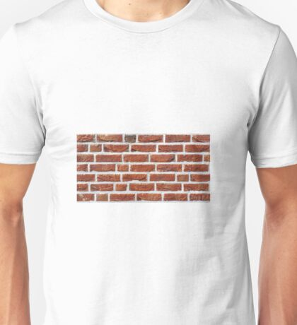 brick wall Unisex T-Shirt