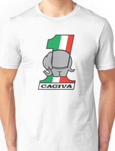 CAGIVA MOTORCYCLES Unisex T-Shirt