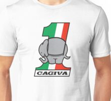 CAGIVA MOTORCYCLES Unisex T-Shirt