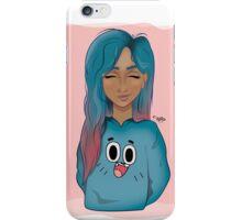 Gumball Girl iPhone Case/Skin
