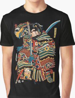Samurai ! Graphic T-Shirt