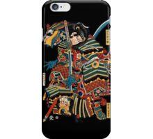 Samurai ! iPhone Case/Skin