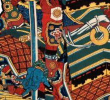 Samurai ! Sticker