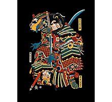 Samurai ! Photographic Print