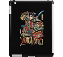 Samurai ! iPad Case/Skin
