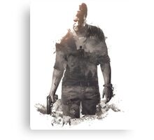 Games :: Uncharted 4 :: Art Canvas Print