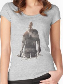 Games :: Uncharted 4 :: Art Women's Fitted Scoop T-Shirt