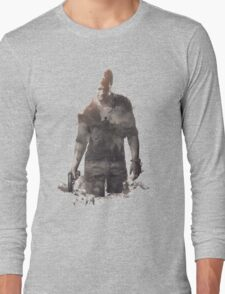 Games :: Uncharted 4 :: Art Long Sleeve T-Shirt