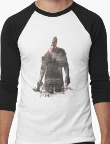Games :: Uncharted 4 :: Art Men's Baseball ¾ T-Shirt