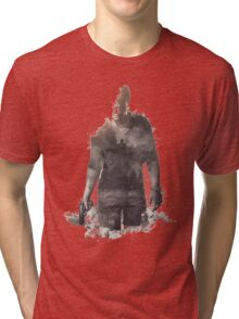 Games :: Uncharted 4 :: Art Tri-blend T-Shirt