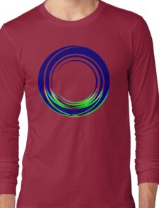 Abstract O Long Sleeve T-Shirt