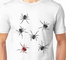 SPIDERS! Unisex T-Shirt