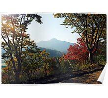 Rural Korea Poster