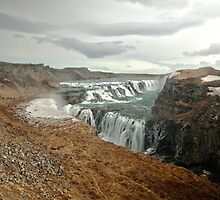 Gullfoss by Caleb Ward